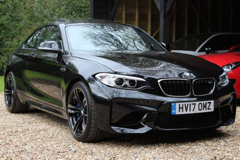 used BMW M2 M2 DCT in watford-hertfordshire