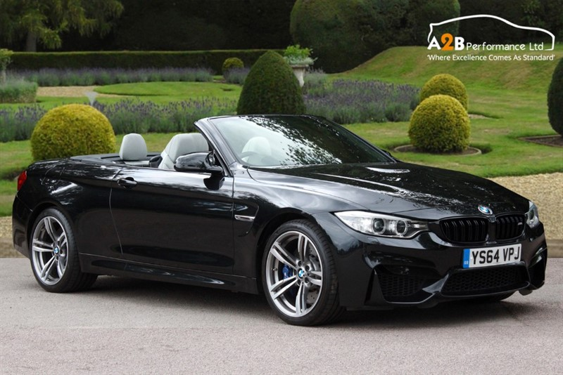 used BMW M4 M4 in watford-hertfordshire