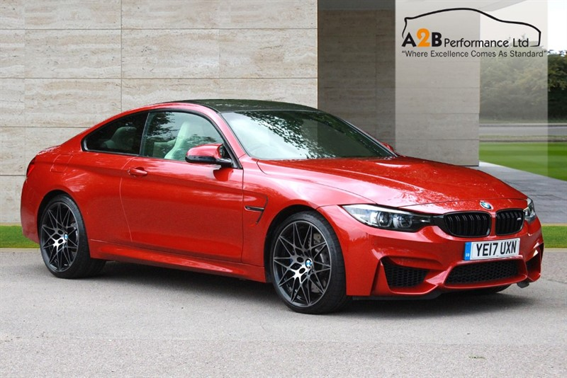 used BMW M4 COMPETITION in watford-hertfordshire