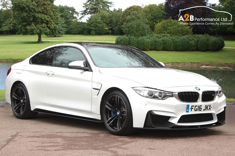 used BMW M4 M4 Coupe in watford-hertfordshire