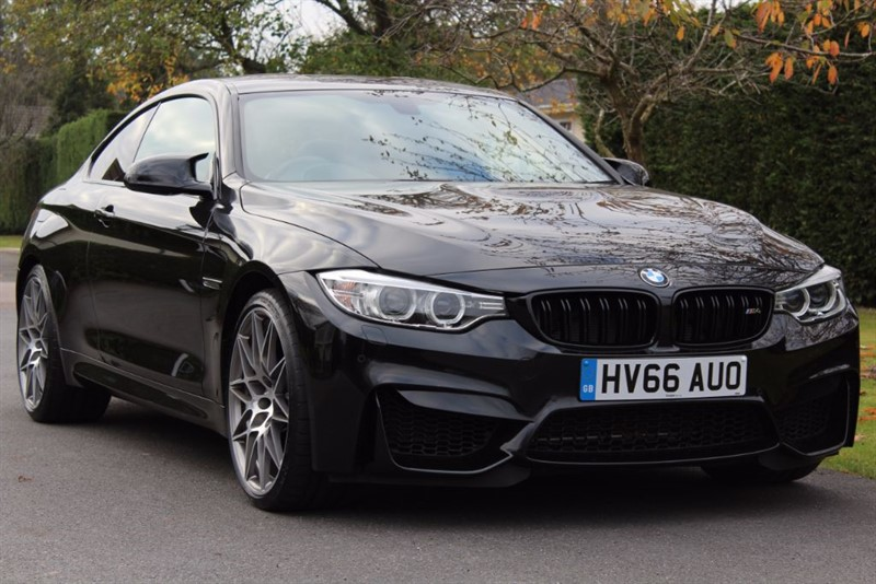 used BMW M4 COMPETITION PACKAGE in watford-hertfordshire