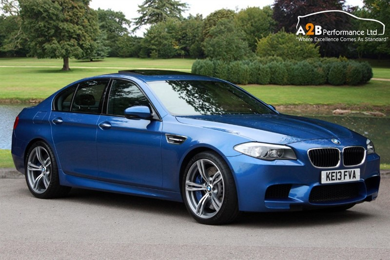 used BMW M5 M5 in watford-hertfordshire