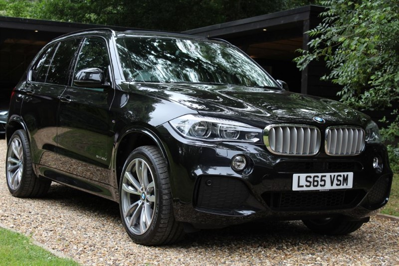 used BMW X5 XDRIVE40D M SPORT in watford-hertfordshire