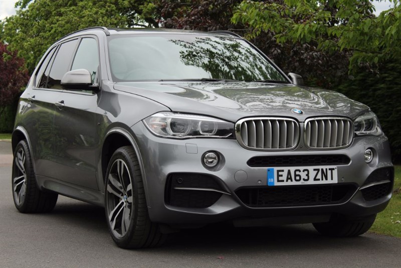 used BMW X5 M 50D in watford-hertfordshire