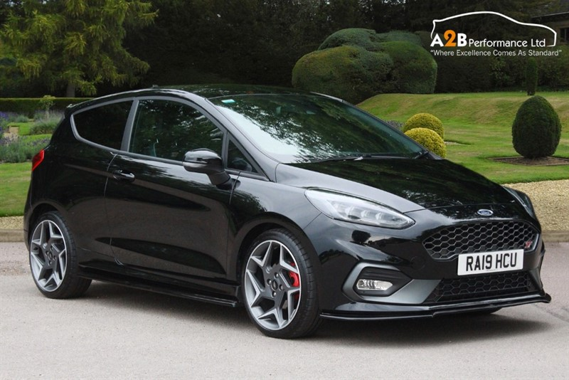 used Ford Fiesta ST-3 PERFORMANCE in watford-hertfordshire