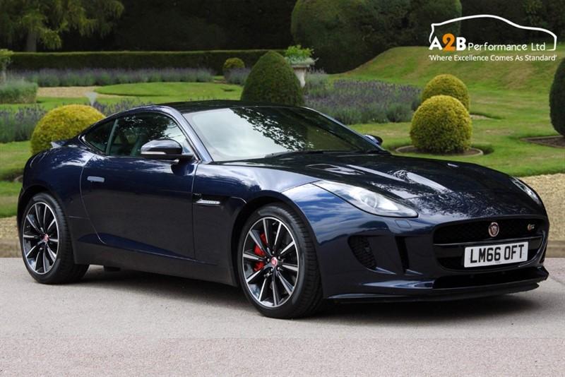 used Jaguar F-Type V6 S AWD in watford-hertfordshire