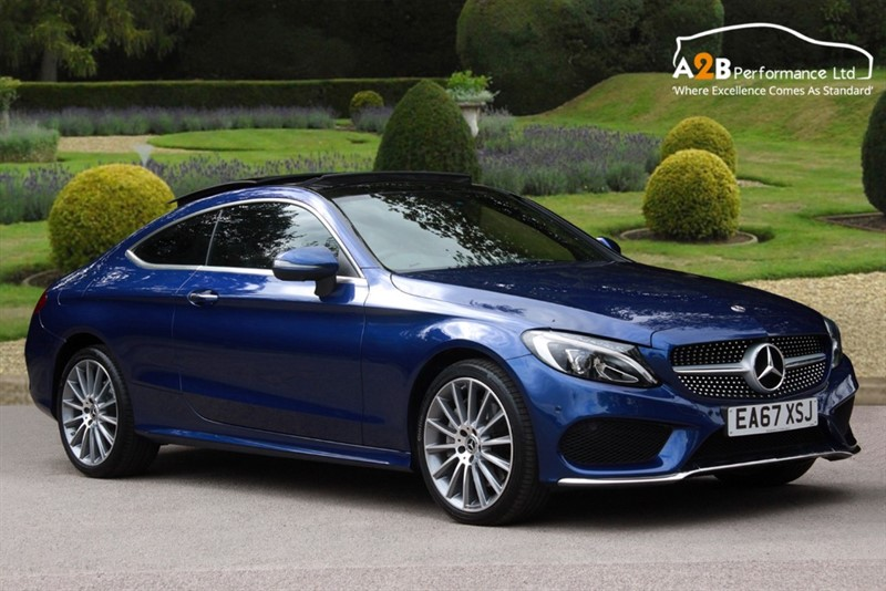 used Mercedes 250 C  D 4MATIC AMG LINE PREMIUM PLUS in watford-hertfordshire
