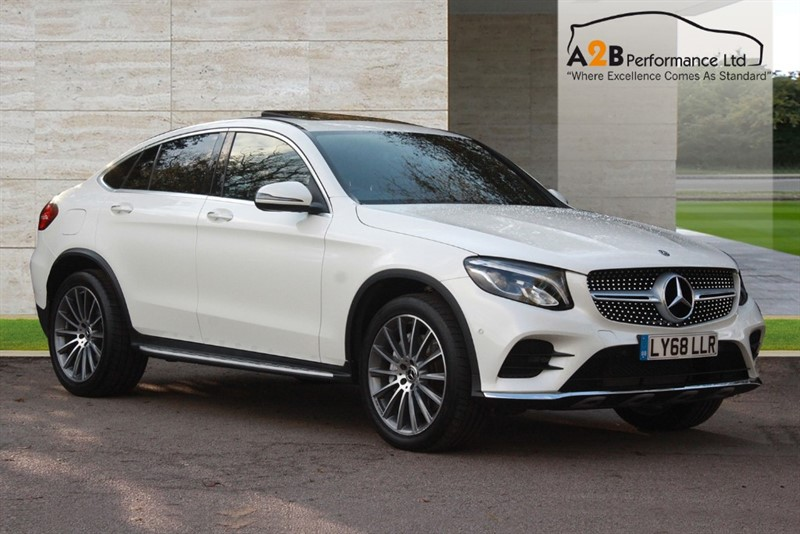 used Mercedes 250 GLC  D 4MATIC AMG LINE PREMIUM in watford-hertfordshire