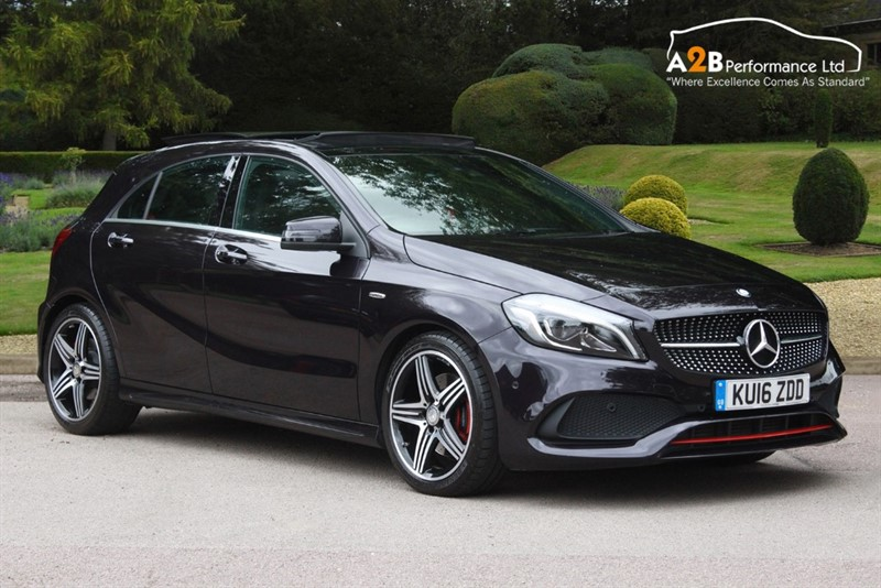 used Mercedes 250 A  4MATIC AMG PREMIUM in watford-hertfordshire