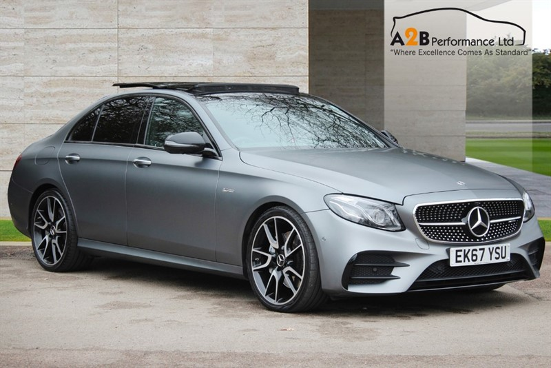 used Mercedes E43 AMG E 43 4MATIC PREMIUM PLUS in watford-hertfordshire