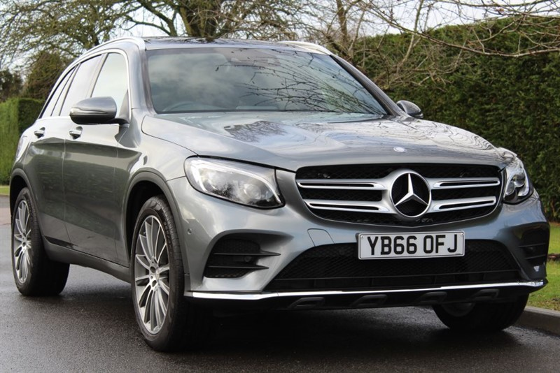 used Mercedes GLC250 GLC 250 D 4MATIC AMG LINE PREMIUM PLUS in watford-hertfordshire