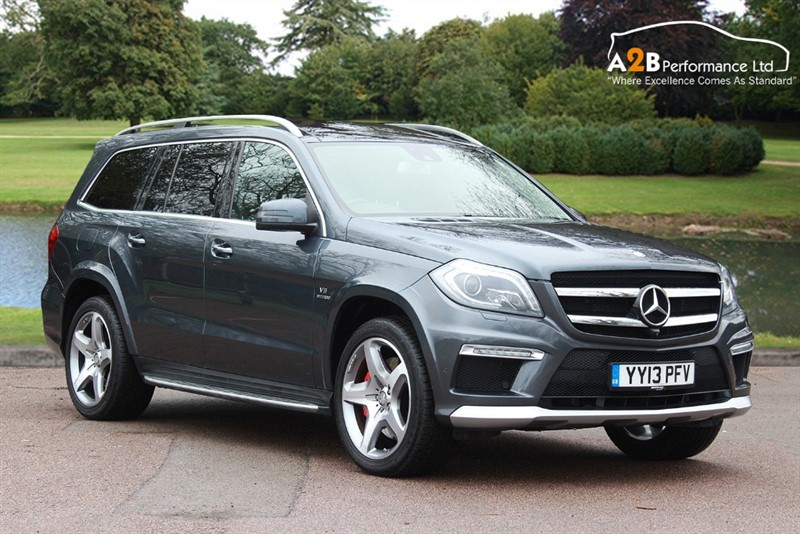 used Mercedes  GL63 AMG in watford-hertfordshire