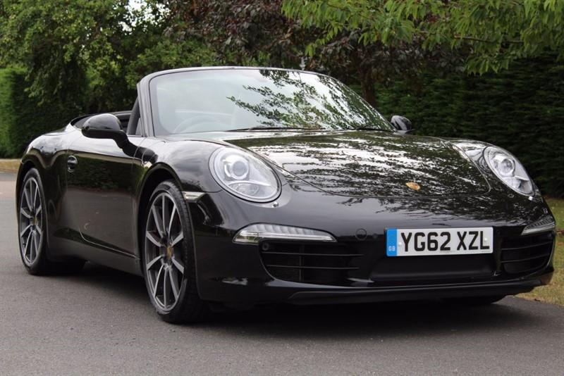 used Porsche 911 991 CARRERA S PDK in watford-hertfordshire