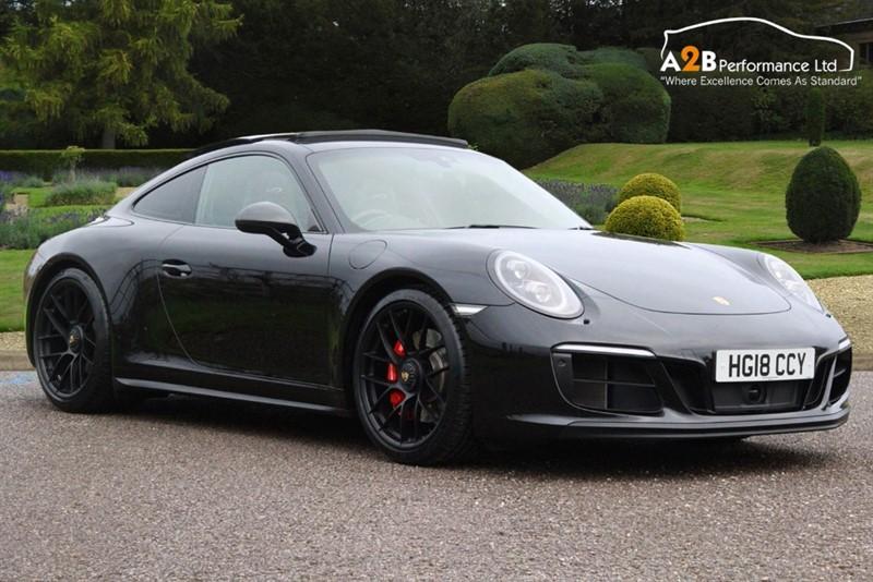 used Porsche 911 CARRERA GTS PDK in watford-hertfordshire