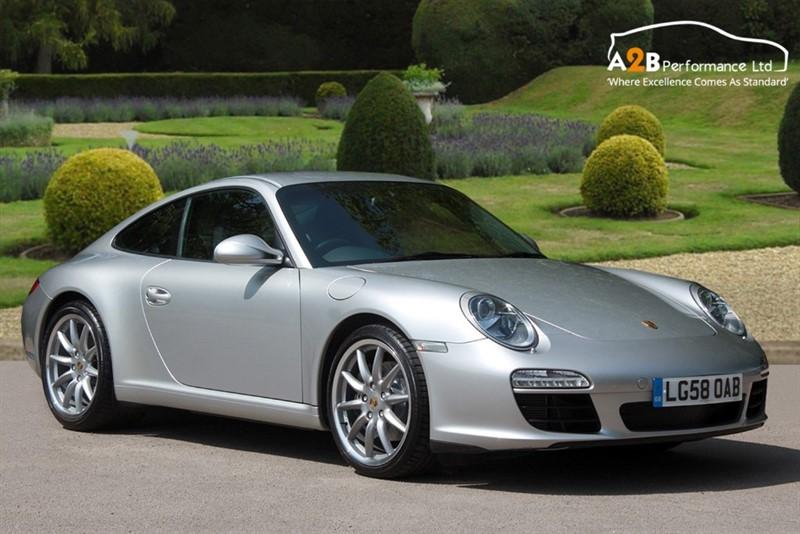 used Porsche 911 CARRERA 2 in watford-hertfordshire