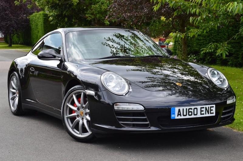 used Porsche 911 CARRERA 4S in watford-hertfordshire