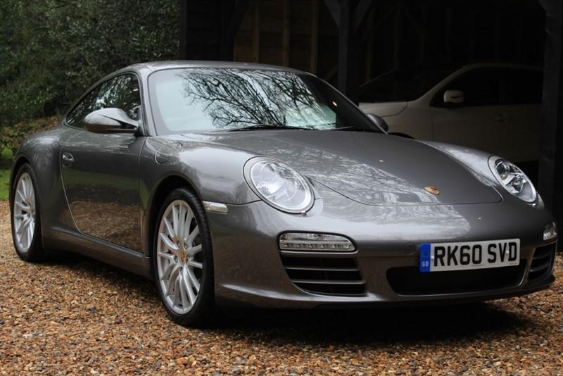 used Porsche 911 CARRERA 4S PDK in watford-hertfordshire