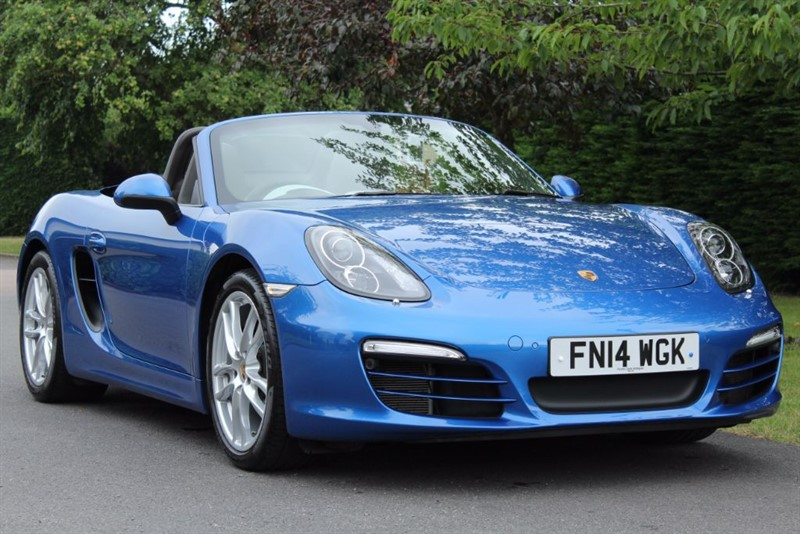 used Porsche Boxster 24V PDK in watford-hertfordshire