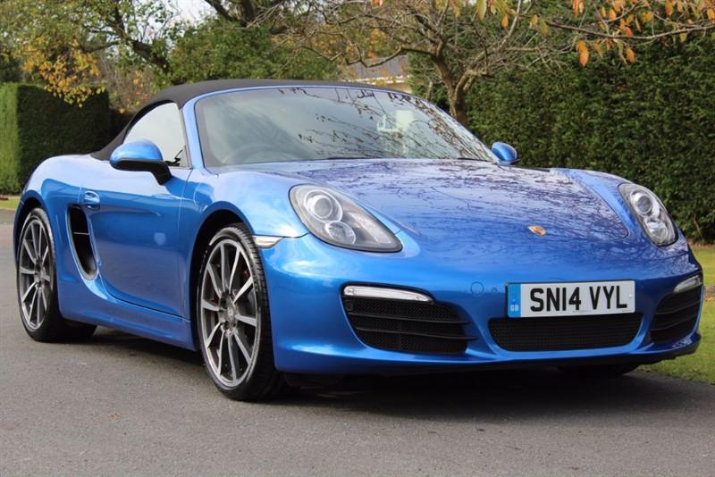 used Porsche Boxster 24V S PDK in watford-hertfordshire