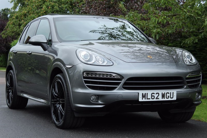 used Porsche Cayenne D V6 TIPTRONIC in watford-hertfordshire