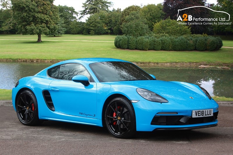 used Porsche Cayman CAYMAN S PDK in watford-hertfordshire