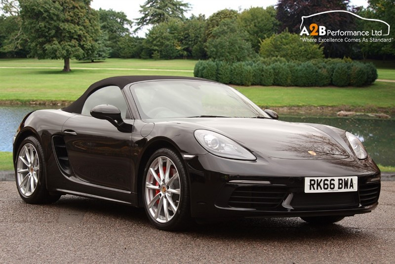 used Porsche  BOXSTER S PDK in watford-hertfordshire