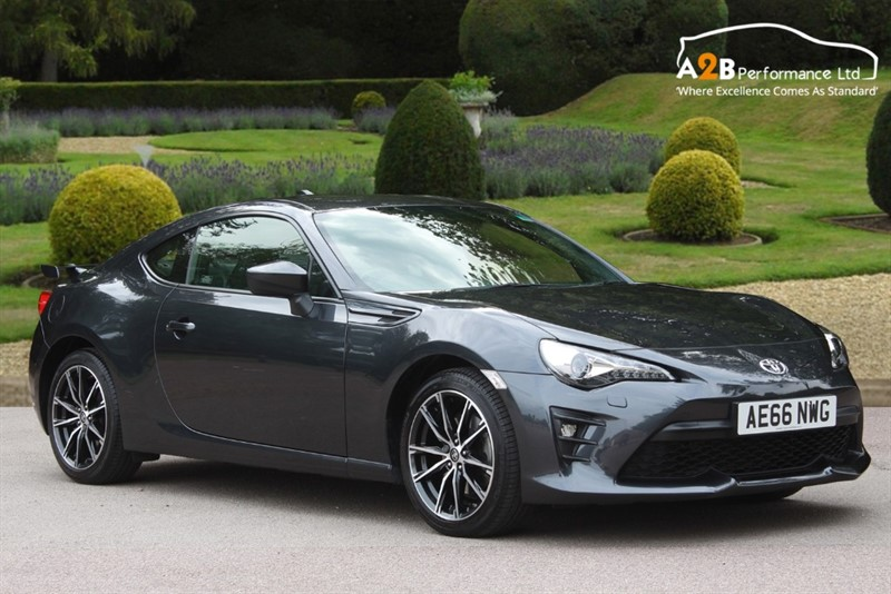 used Toyota GT86 D-4S PRO in watford-hertfordshire