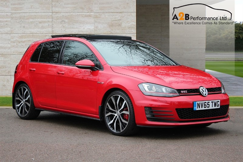 used VW Golf GTi Performance in watford-hertfordshire