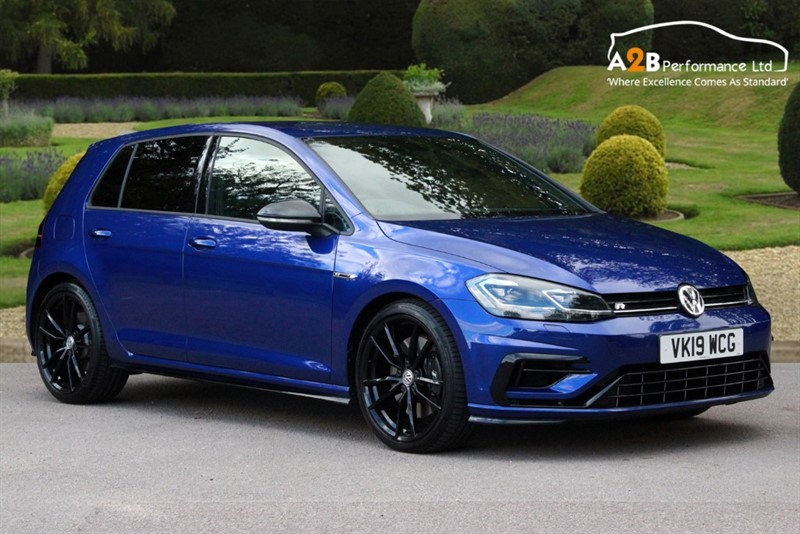 used VW Golf R TSI 4MOTION DSG in watford-hertfordshire