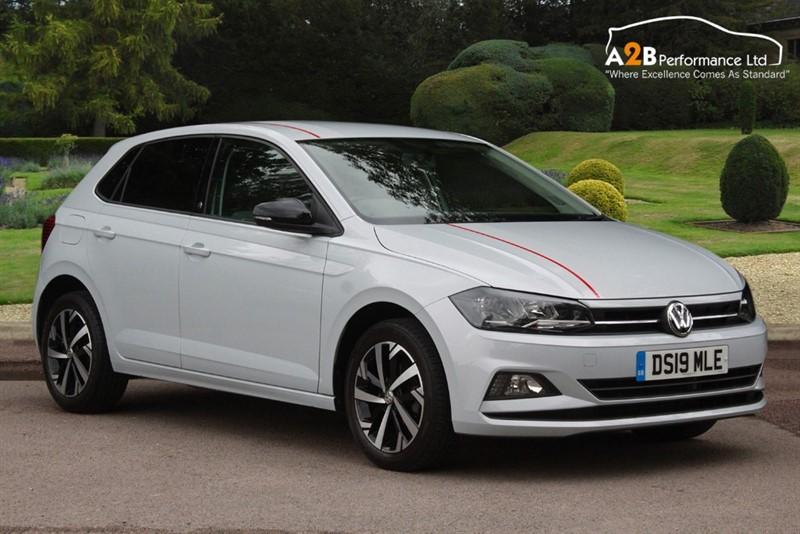 used VW Polo BEATS TSI in watford-hertfordshire
