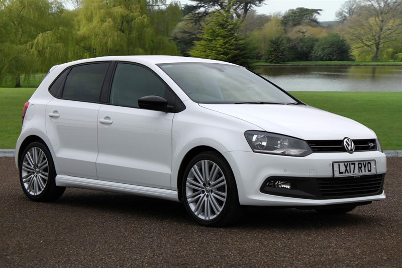 used VW Polo BLUEGT DSG in watford-hertfordshire