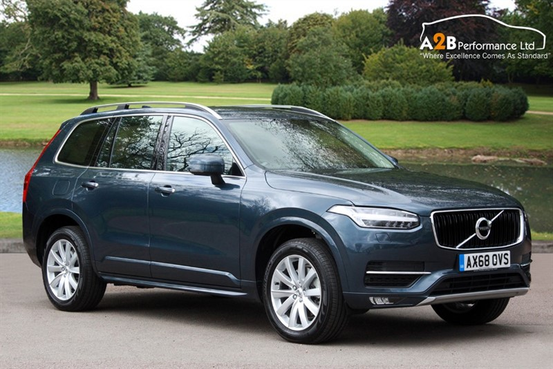 used Volvo XC90 D5 POWERPULSE MOMENTUM AWD in watford-hertfordshire