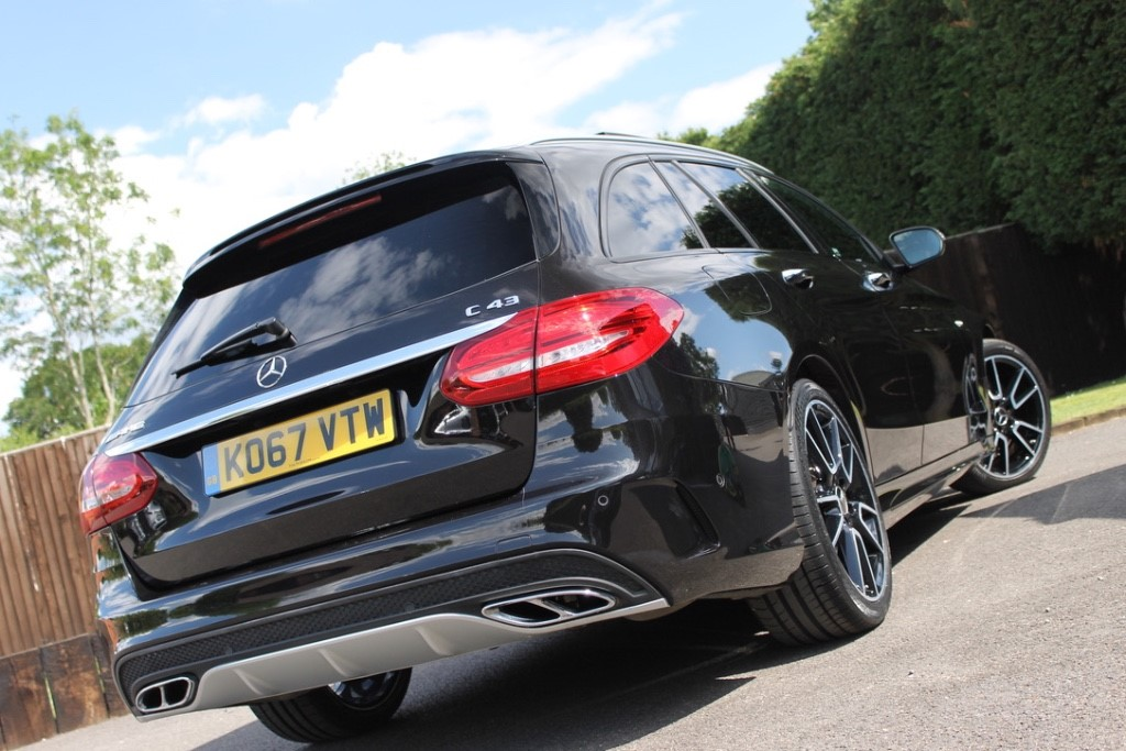 Used Mercedes C Class C43 AMG 4MATIC Premium Plus, Hook