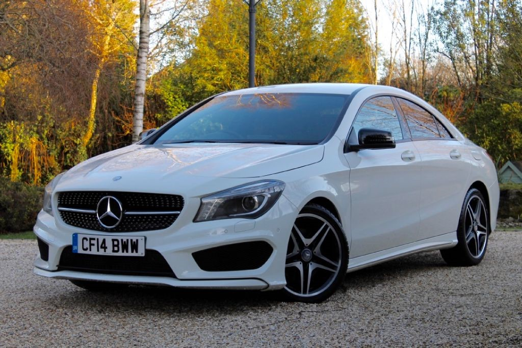 used mercedes cla 220 cdi for sale hampshire. Black Bedroom Furniture Sets. Home Design Ideas