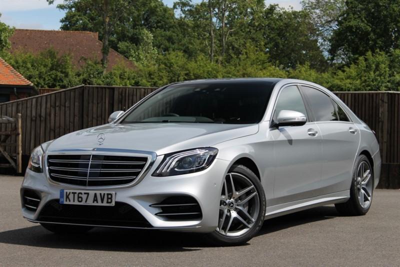 used Mercedes S350L D AMG Line Executive Premium in hampshire