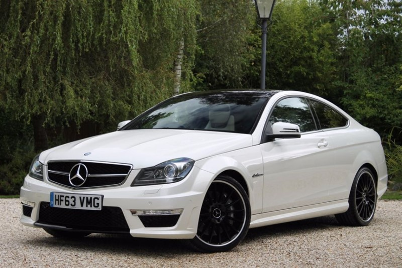 used Mercedes C63 AMG  in hampshire