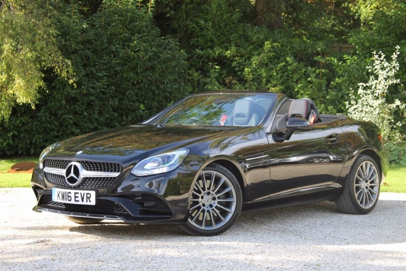 used Mercedes  SLC 200 AMG LINE in hampshire