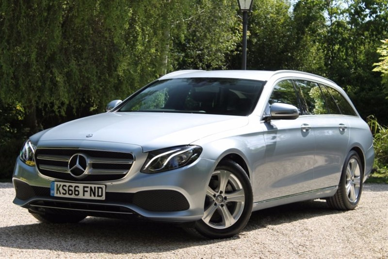 used Mercedes E220 d SE in hampshire