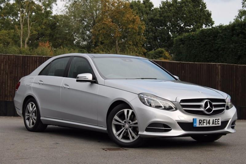 used Mercedes E300 BLUETEC HYBRID SE in hampshire