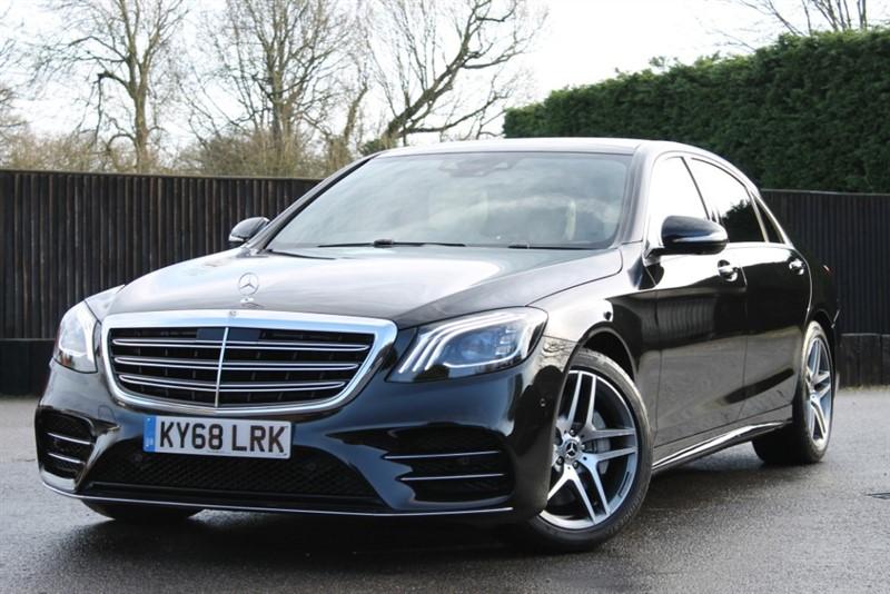 used Mercedes S350 d Limo Exec Premium Plus in hampshire