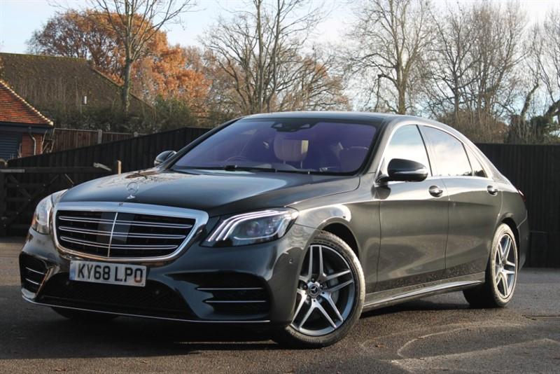 used Mercedes S350 d Limo AMG Line Exec Premium Plus in hampshire