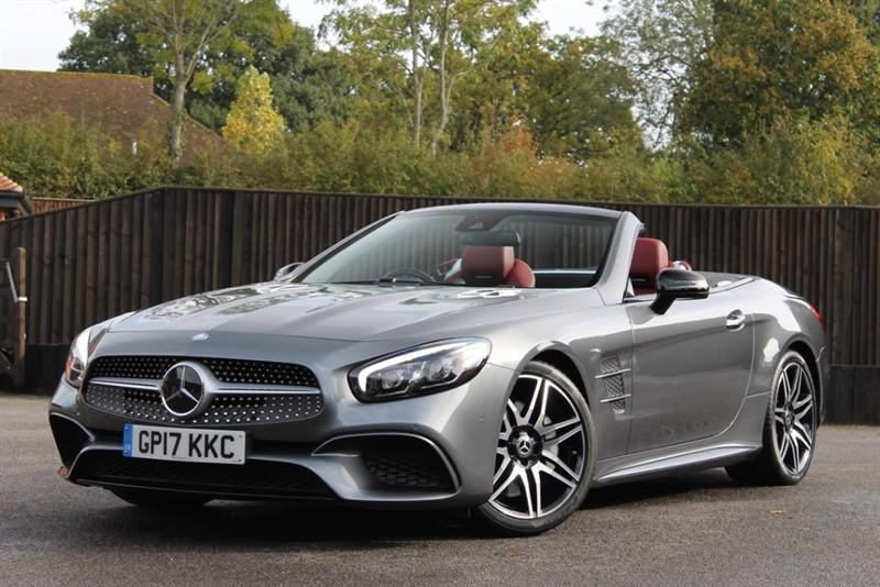 used Mercedes SL SL 400 AMG LINE in hampshire