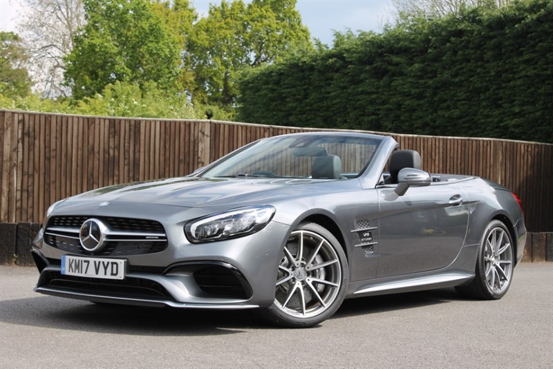used Mercedes SL63 AMG  in hampshire