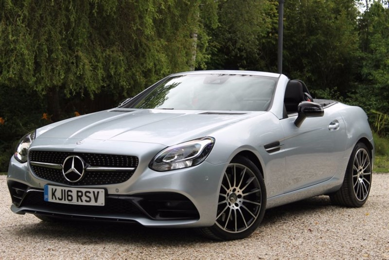 Mercedes SLC250d for sale