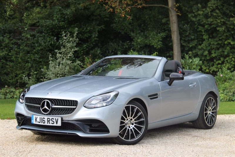 Mercedes SLC250d for sale