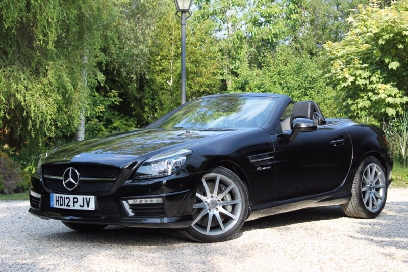 used Mercedes SLK SLK55 AMG in hampshire