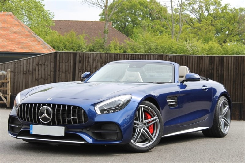 used Mercedes  AMG GT C in hampshire