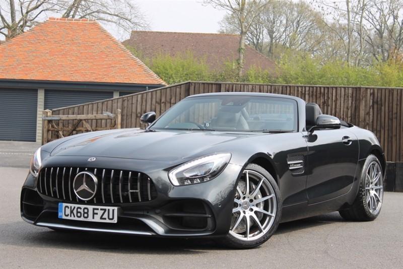 used Mercedes  AMG GT PREMIUM in hampshire
