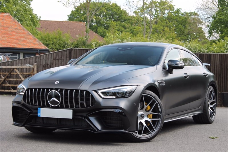 used Mercedes  AMG GT 63 S 4MATIC PLUS EDITION 1 in hampshire