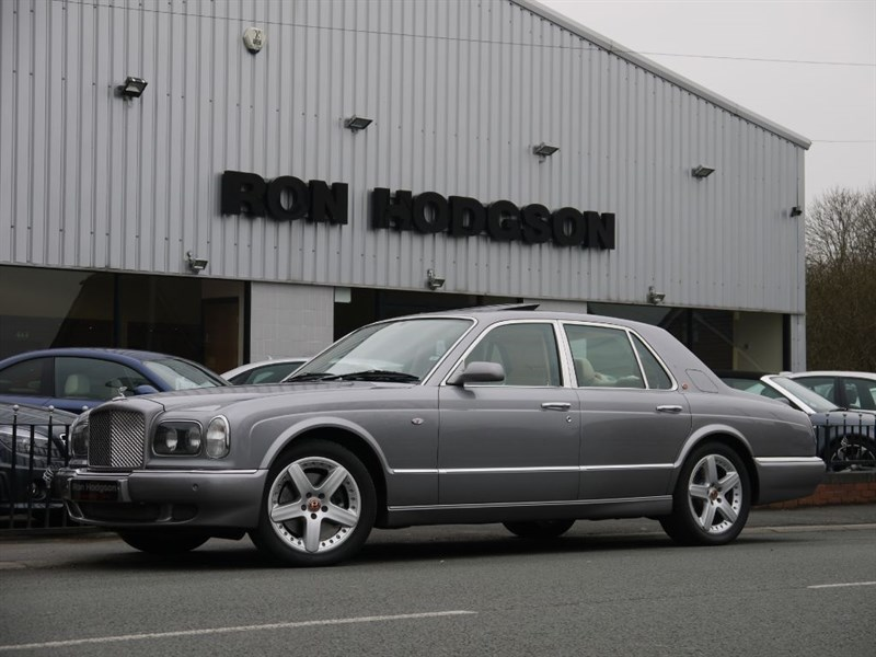 used Bentley Arnage RED LABEL Sold Delivering To Manchester in lancashire